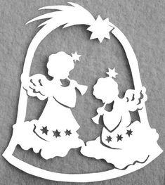 Zvonek s andělíčky
