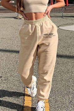 Cargo Pants Women, Trousers Women, Pants For Women, Moda Streetwear, Streetwear Fashion, Korean Casual, Korean Style, Joggers Womens, Mode Outfits