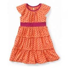"""Anvi Twirl Dres by #TeaCollection  Anvi is an Indian girl's name that means """"one who has to be followed."""" #3littlemonkeys"""