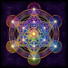 Details about flower of life sticker metatron's cube mandala sacred geometry hexagram Sacred Geometry Art, Sacred Art, Geometry Tattoo, Art Fractal, Art Visionnaire, Sacred Symbols, Magic Circle, Visionary Art, Psychedelic Art