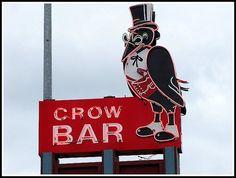 Crow Bar by jimsawthat, via Flickr