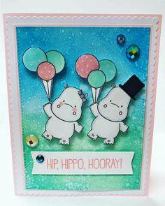 Hip, hippo, hooray