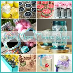The Cottage Market: Even More Mason Jars Over 75 creations