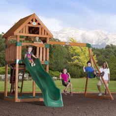 10 Free Swing Set Plans: Homemade Swing Set Plan From Mother Earth News | Swing  Set | Pinterest | Swing Set Plans, Mother Earth News And Earth News