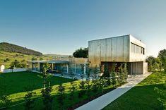 fernandez-abascal/muruzábal compose residence-study in mijares, spain