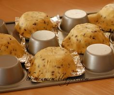 Picture is better than actual results!! Cookie Bowls