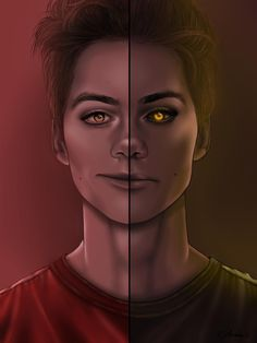I was inspired by the 3 season of Teen Wolf, Dylan was so badass while playing this role and it made me fall harder in love with him. Gosh. The character or Teen Wolf is not mine, all the cre...