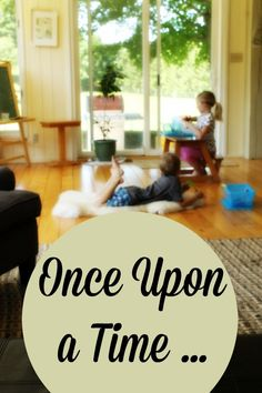 This is such an inspirational post for any Mom's with toddlers or preschoolers. This is how I found peace at home with my kids and now LOVE being home with them!!