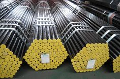 THE P91 ALLOY SEAMLESS STEEL PIPE