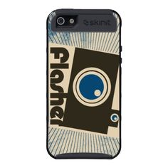 Flasher (photographer humor) iPhone 5 cases