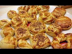 Tuzlu Kurabiye Tarifi- Ağızda dağılan kıyır kıyır kuru pasta- Ev Lezzetleri - YouTube