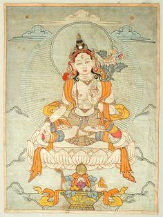 Thangkas and Sacred Tibetan Art