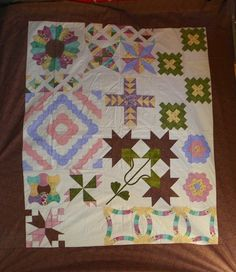 Egg Money Quilt.