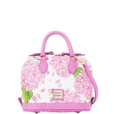 Dooney & Bourke | Hydrangea Bitsy Bag
