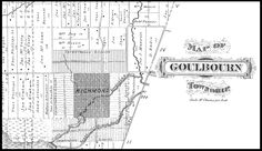 NEW EXHIBIT EXPLORES THE ORIGIN OF GOULBOURN'S STREET NAMES