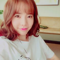 SNSD Sunny greets fans with her cute selfie ~ Wonderful Generation