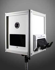 Flairbooth Dslr Open Air Portable Tablet Print Social Media Photo Booth S