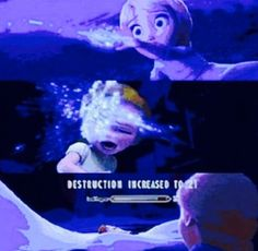 Frozen/skyrim crossover LOL