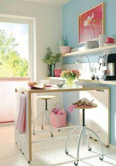 Stunning Small Kitchen Decoration Ideas