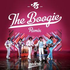 Artwork pour le remix de Médéric - The Boogie