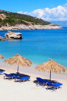 Xigia Beach, Zakynthos, Greece. AKciós, LAST MINUTE utazások Zakynthos szigetére: http://www.blaguss.hu/gorogorszag-utazas/zakynthos-utazas #gorogorszag #zakynthos