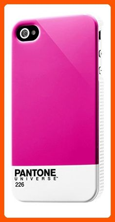 Case Scenario PANTONE UNIVERSE iPHONE 4/4S IMD COVER - PINK 226C - Carrying Case - Retail Packaging - pink - Fun stuff and gift ideas (*Amazon Partner-Link)
