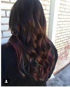 Image result for hidden oil slick hair