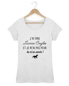 T-Shirt Femme Veni Vici Attachiante