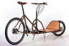 Brooks And The Titchmarsh Scorpion Cargo Bike)