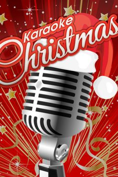 Karaoke Christmas Songs.7 Best Karaoke Images Karaoke Flyer Template Karaoke Party