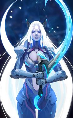ArtStation - DINAN, Linger FTC PROJECT: Diana
