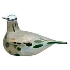 Iittala Oiva Toikka Special Bird Sumusirri Limited Edition 200 NIB Finland 2012 | eBay