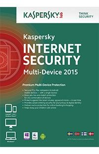 #KasperskyInternetSecurity Multi Device 5 device 1 YR 2015.   http://atomnik.com/index.php