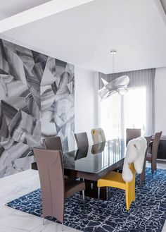 Contemporary Residence By Contour Interior Design | HomeAdore