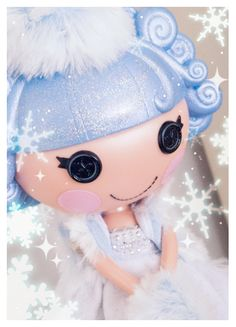 Lalaloopsy doll.  ❄❄❄They're just so adorable!!!❄❄❄