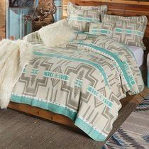 Buy western decor at Black Forest Decor, including western bedding, furniture and cowboy bedding.