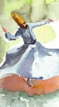ﺍﻟﺪﻧﻴﺎ ﺗﻘﻮﻝ ﻟﻚ ﻟﻤﺎﺫﺍ ﺃﺻﺒﺤﺖ ﻋﺒﺪﺍً ﻟﻲ ﻓﺄﻧﺖ ﻣﻦ ﺭﻭﺡ ﺍﻟﻤﻠﻚ ﺇﻧﻪ ﺃﻧﺎ ﻣﻦ ﻳﻨﺒﻐﻲ ﺃﻥ ﻳﻜﻮﻥ ﻋﺒﺪﺍً ﻟﻚ ..  #جلال_الدين_اﻟﺮﻭﻣﻲ