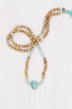 Following Dreams Mala Gemstone Bracelets, Gemstone Necklace, Tassel Necklace, Necklaces, Yoga Mala, Buddhist Prayer, Spiritual Jewelry, Beautiful Gifts, Charm Jewelry