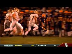 ▶ No. 2 St. Mary's Dethrones No. 1 Williamstown (10/5/13)
