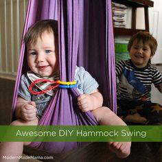Indoor Wrap Hammock