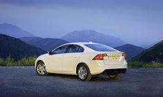 2013 Volvo S60 T5 AWD has a simple exterior design.  Photo by Volvo .