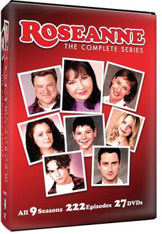 Roseanne: The Complete Series DVD