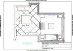 Projeto residencial - Sala