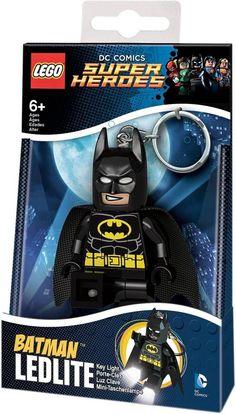 Lego - DC Super Heroes LED Key Light, DC1