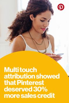 Neustar's latest measurement study highlights that people use Pinterest early in their shopping process. See how multi-touch attribution revealed Pinterest's impact.