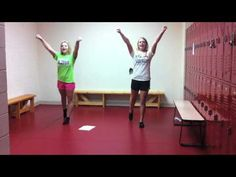 Improve Vertical Jump Fast & Easy - A Simple Guide to Vertical Jump Training - Ideas Ideas Ideas Club Cheerleading Videos, Cheerleading Jumps, Cheer Stunts, Cheer Dance, Basketball Cheers, Football Cheer, Basketball Outfits, Basketball Season, Basketball Court