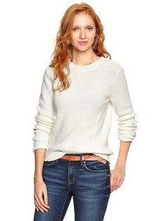 Ribbed sweater | Gap