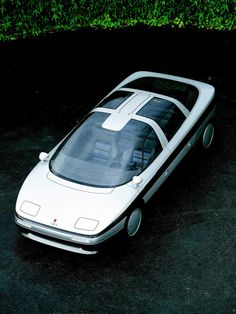 Oldsmobile Incas (ItalDesign), 1986