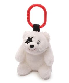 Look at this GUND My First KISS Starchild Rattle on #zulily today!