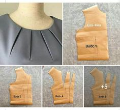 Sewing Techniques It is a fact that knowing how to sew saves lives in many cases. Besides, with different sewing techniques, the fabrics can be stitched together in a very smooth…More Dress Sewing Patterns, Sewing Patterns Free, Free Sewing, Clothing Patterns, Pattern Sewing, Pants Pattern, Free Pattern, Sewing Basics, Sewing Hacks